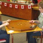 game of crokinole